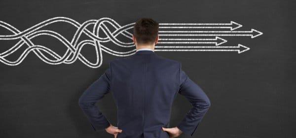 Eine Content-Strategie hilft, gute Entscheidungen zu treffen (c) Thinkstock/phototechno