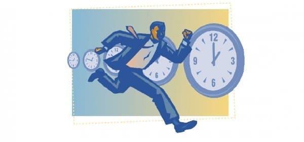 Wer seine Zeitfresser kennt, kann sie kontrollieren. (c) Thinkstock/Dynamic Graphics,2007