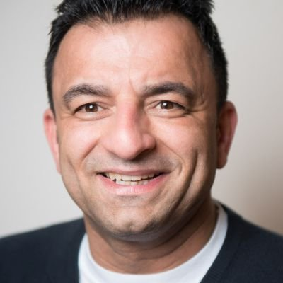 Reza Ahmari, privat