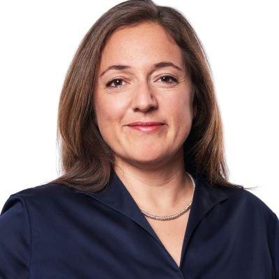 Katja Bott (c) Daimler