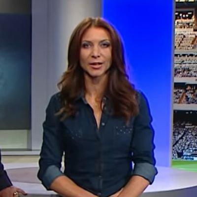 Daniela Fuß-Ulbing (c) Screenshot Sport1/Youtube