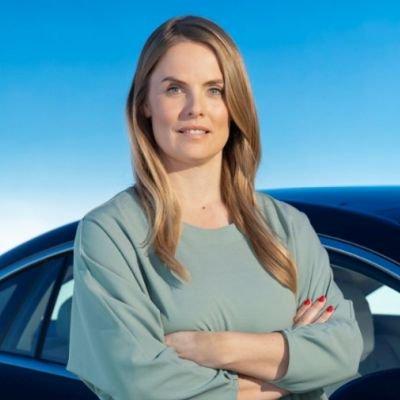 Bettina Fetzer (c) Mercedes-Benz AG