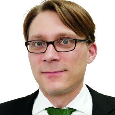 Philipp Grontzki, Bilfinger