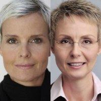 Jenny Levié (l.) und Marion Danneboom (r.) (c) privat