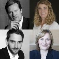 Philipp Wolff, Dorothee Stommel, Berthold Heidbüchel und Julia Korn (c) HBM