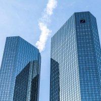 Hauptsitz der Deutschen Bank in Frankfurt/Main (c) Getty Images/travelview