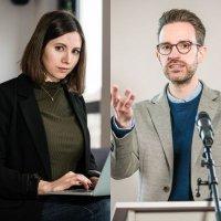 Milana Kogan und Raphael Thierschmann (c) Rakuten