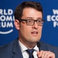 Georg Schmitt (c) World Economic Forum
