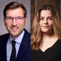 Moritz Krause, Lena Anzenhofer (c) VDA